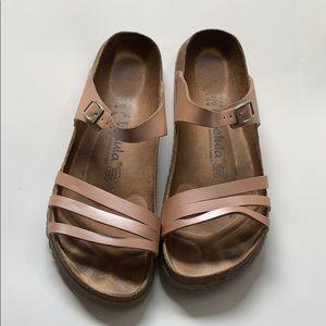 Birkenstock Betula . Sandals .  11.5